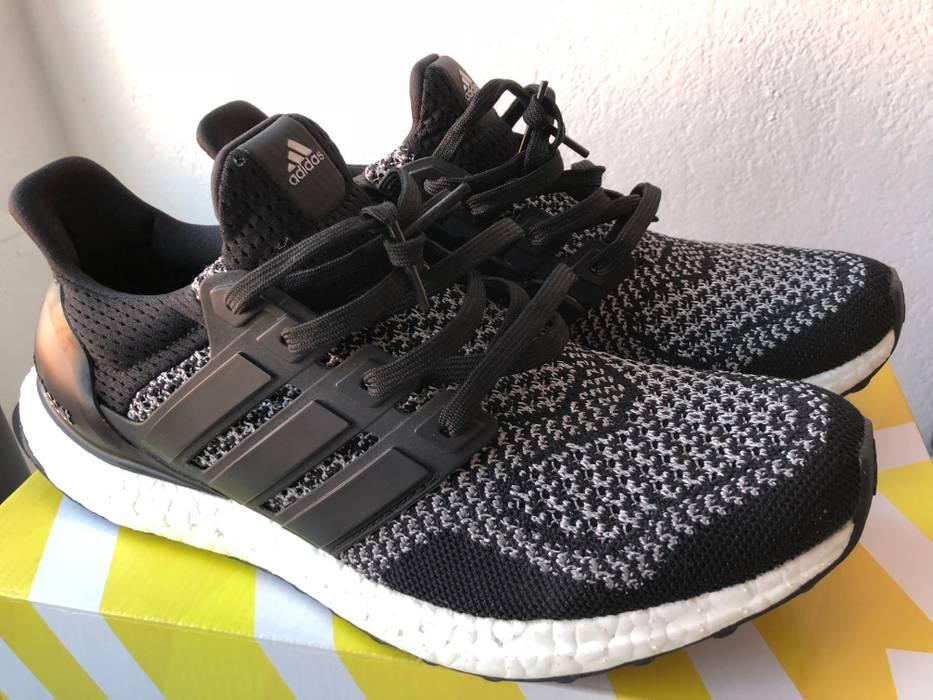 293f6f37b86cd Adidas   LAST DROP   Ultra Boost 1.0 3M Reflective Black LTD Size ...