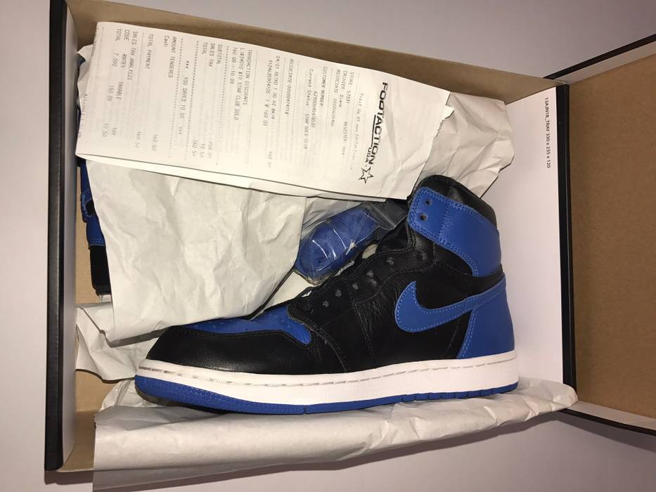7f9c5a0a5b8e Jordan Brand Air Jordan 1 Royal Size 10.5 - Hi-Top Sneakers for Sale ...