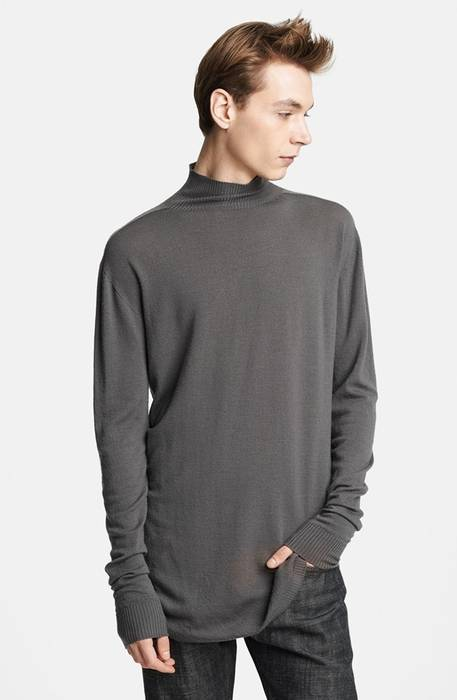 Rick Owens 100% Cashmere mockneck Size s - Sweaters   Knitwear for ... 53e018ac1