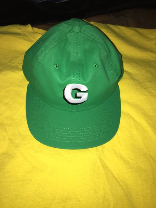 Odd Future Kelly Green G Hat Size one size - Hats for Sale - Grailed 6727511adde