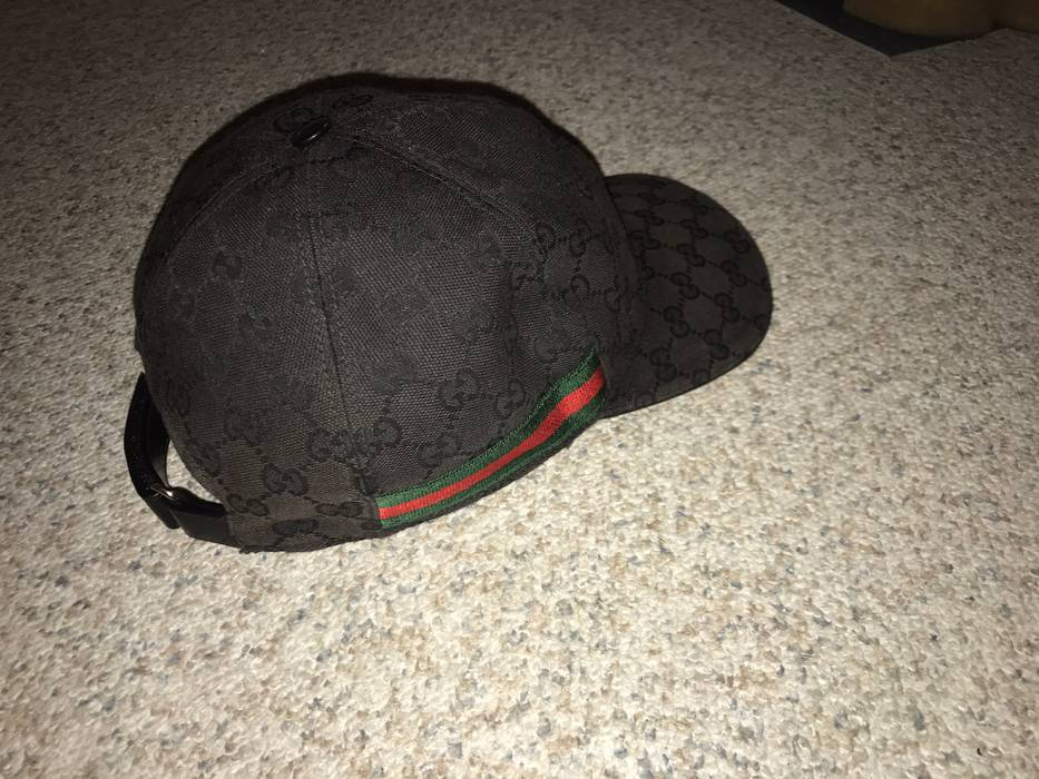 Gucci GUCCI CAP BASE-BALL Size one size - Hats for Sale - Grailed e2786ed71cd