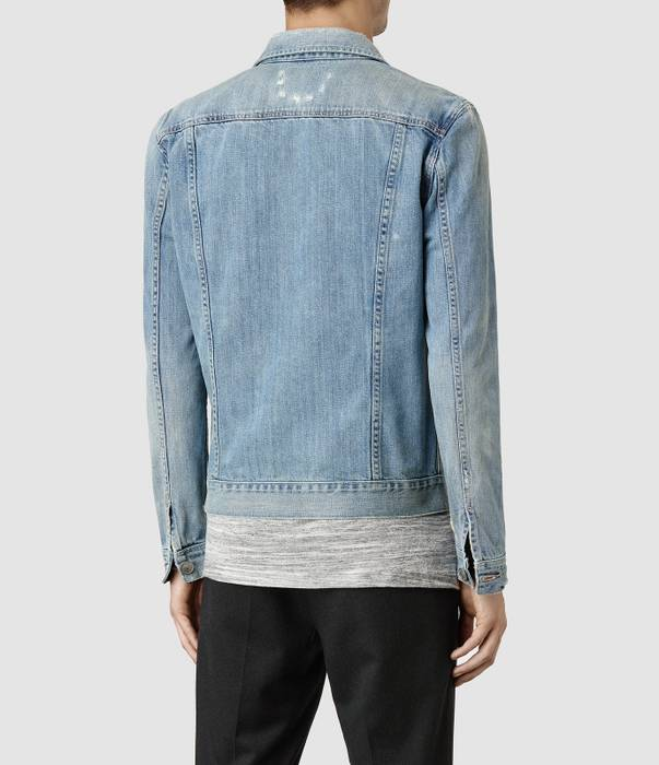 Allsaints Hisa Denim Jacket Size xs - Denim Jackets for Sale - Grailed ad8738413
