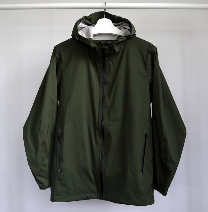 Muji Resin Hooded Shell Size m - Light Jackets for Sale - Grailed 638ced93c19d2