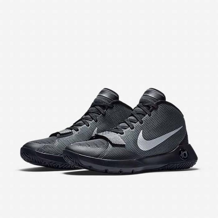 Nike Nike KD Trey 5 III Basketball Shoes Black Gray 749377-001 - Size 11.5 b6a3560e3a