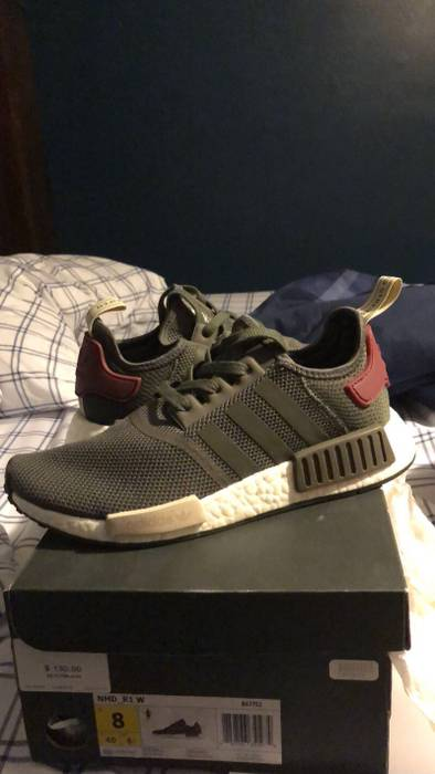 fe6afa523f812 Adidas Adidas Nmd Womens Utility Grey Size 8 - Low-Top Sneakers for ...