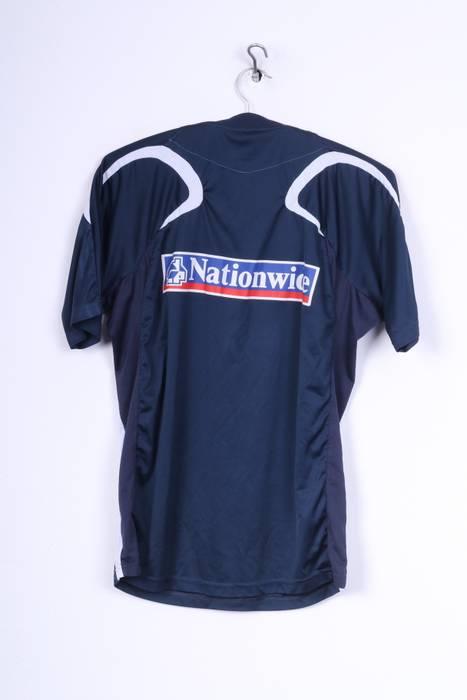 Umbro Umbro Irish Football Association Mens S Shirt Jeresy Navy Sportswear  North Ireland 0921 Size US a1292e88b
