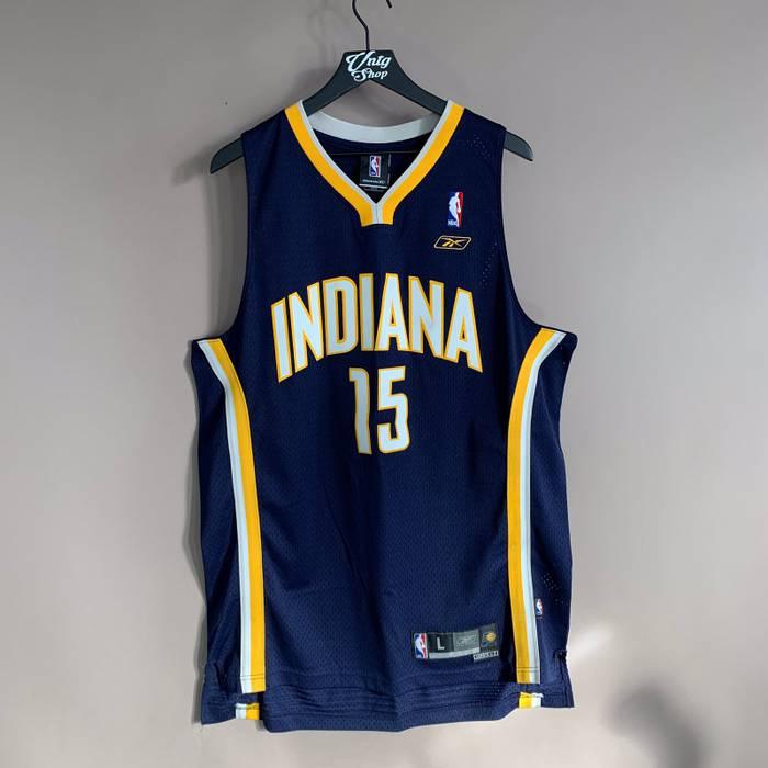 hot sale online 889d5 3e195 shop ron artest indiana pacers jersey cd91c 85b44
