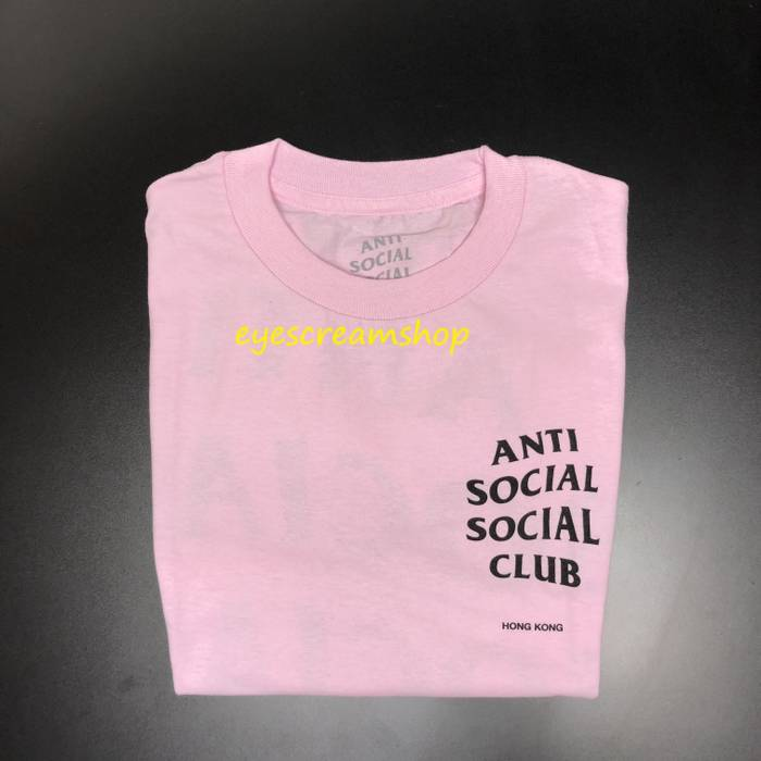 9f73c619 Antisocial Social Club DS Auth 18 Anti Social Social Club ASSC HK hong kong city  logo