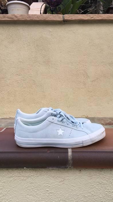 4083ac91da57 Converse. Converse Men s One Star Suede Ox Polar Blue White Casual Sneakers