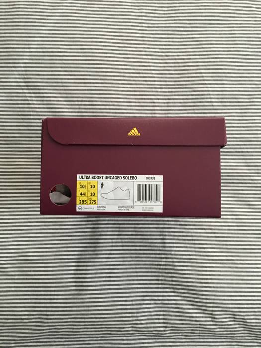 bbd0cea7cdf Reebok Adidas x Solebox Ultra Boost 10.5 Size 10.5 - for Sale - Grailed