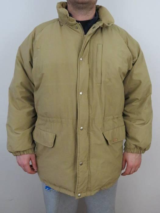 Ralph Lauren Vintage Polo Ralph Lauren Brown Down Puffer Jacket Mens Xl Winter Coat Oversized Size