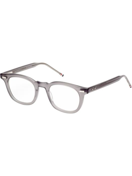 ad1da0eb5e Thom Browne Grey Crystal Glasses Frames Size one size - Glasses for ...