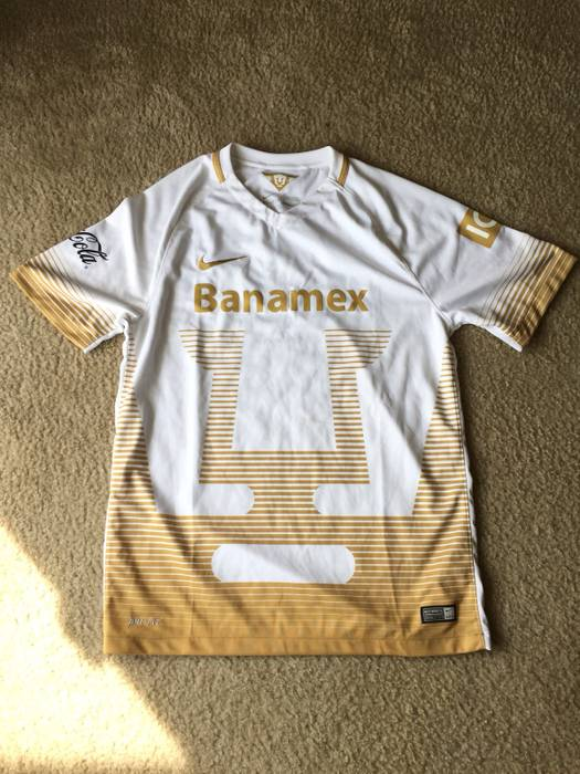 95e20855850 Nike Pumas UNAM Home Stadium Jersey 15 16 Size m - Jerseys for Sale ...