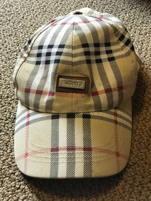 Burberry Burberry Hat Vintage Size one size - Hats for Sale - Grailed 6a41eeb9e