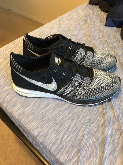 e7330e5127514 Nike Nike Flyknit Trainer Yeknit Black Unpadded Size 11.5 - Low-Top ...