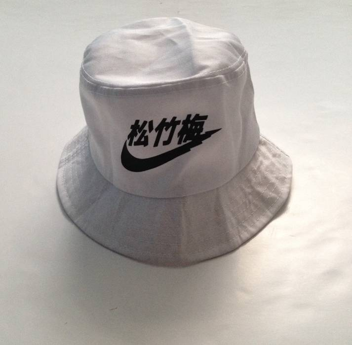 Very Rare nike Japanese bucket hat Size one size - Hats for Sale ... 588d9a6192d