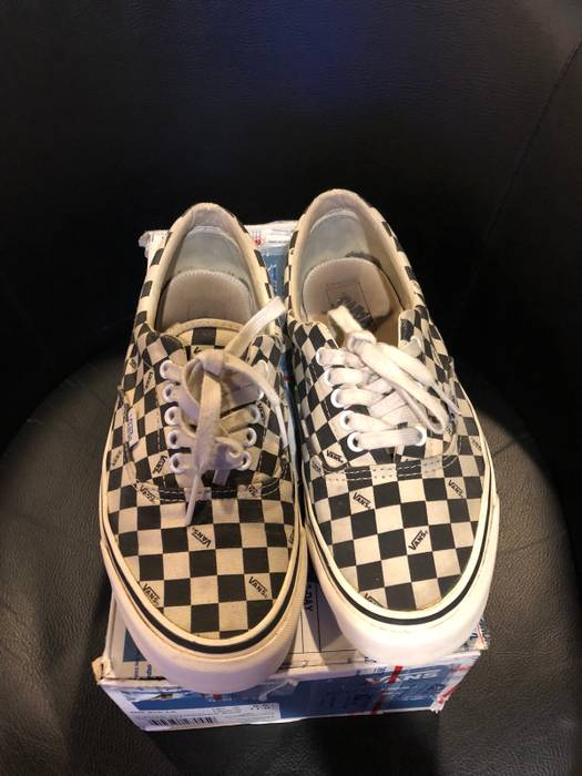cb4817daa6fd Vans Vans LX Era Checkerboard Size 9.5 Jerry Lorenzo FOG Size 9.5 ...