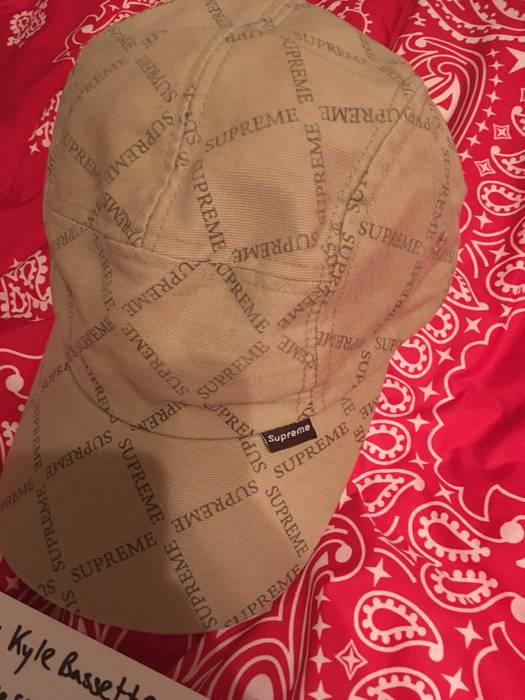 Supreme Supreme Gucci Hat Size one size - Hats for Sale - Grailed af459be66b8