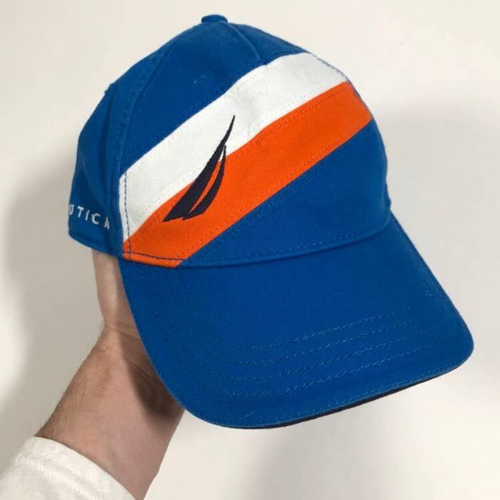 Nautica Nautica blue strap-back dad hat Size one size - Hats for ... 58da487ec1e