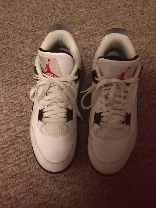 aa5bca027ad9 Jordan Brand White Cement Air Jordan 4 Size 11 Size 11 - Low-Top ...