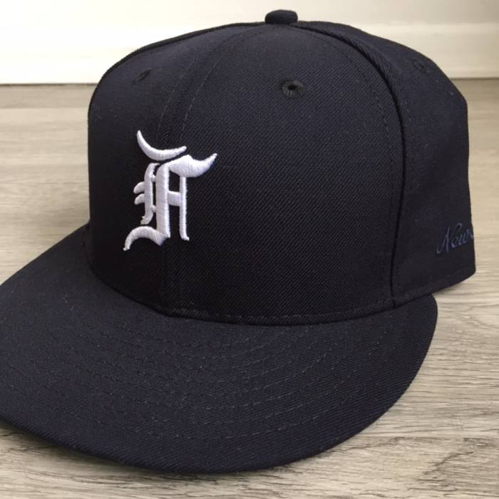 Fear of God Fear of God x New Era Season 5 Baseball Hat Size one ... afa98ae44b1
