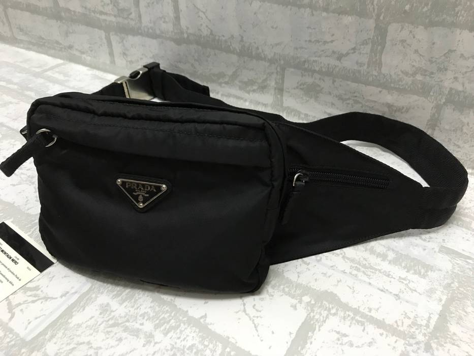 1b85df1634ee Prada Prada Nylon Waist Bag Size one size - Bags & Luggage for Sale ...