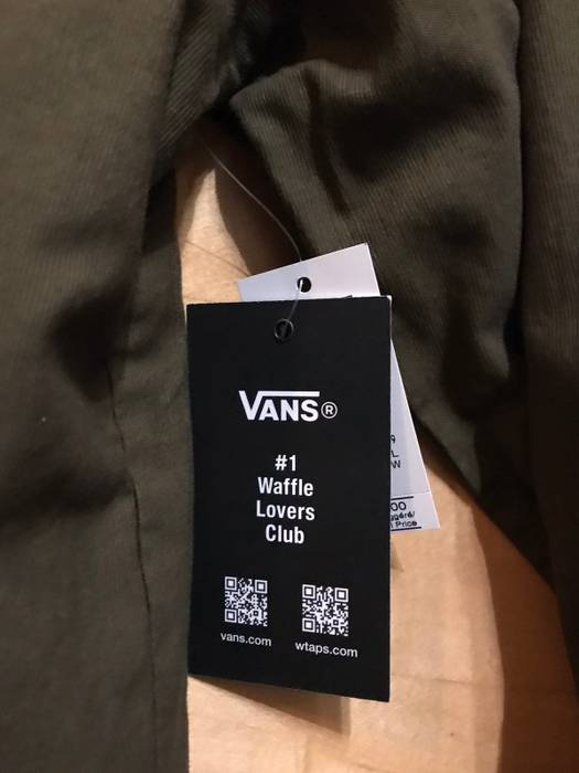 c0ab0b6d853b Vans Vans X Wtaps Torrey Jacket Size m - Light Jackets for Sale ...
