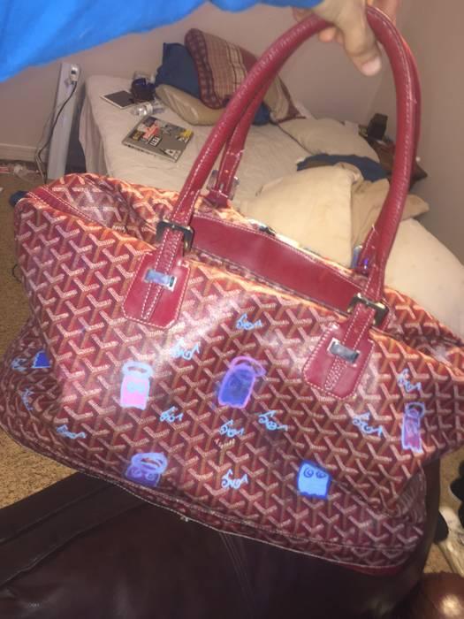 Goyard Defaced Goyard Expandable Duffle Bag Size one size - Bags ... 9b5e0a6db04e1