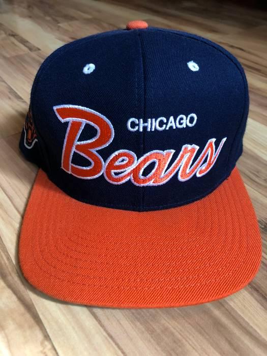 Vintage     FINAL PRICE     2000s Chicago Bears Script Logo Vintage  Collection 82e086d04