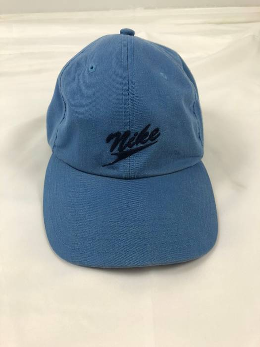 Nike Vintage Nike Hat Cap (Light Blue) Size one size - Hats for Sale ... 3e82cfc15b1