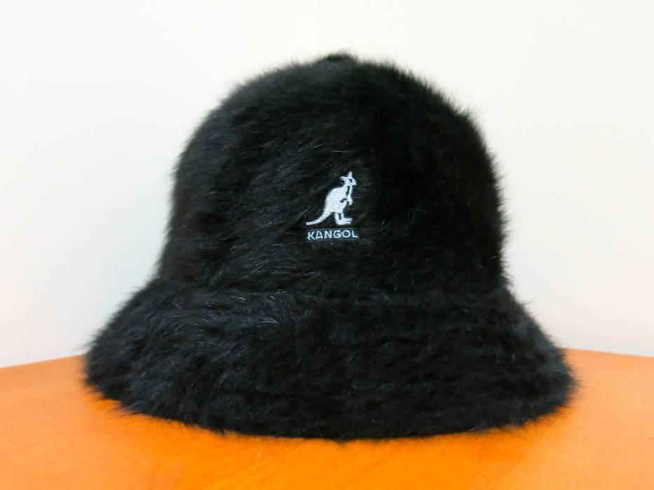 Kangol Furry Bucket Hat Size one size - Hats for Sale - Grailed 101e9ad6b79