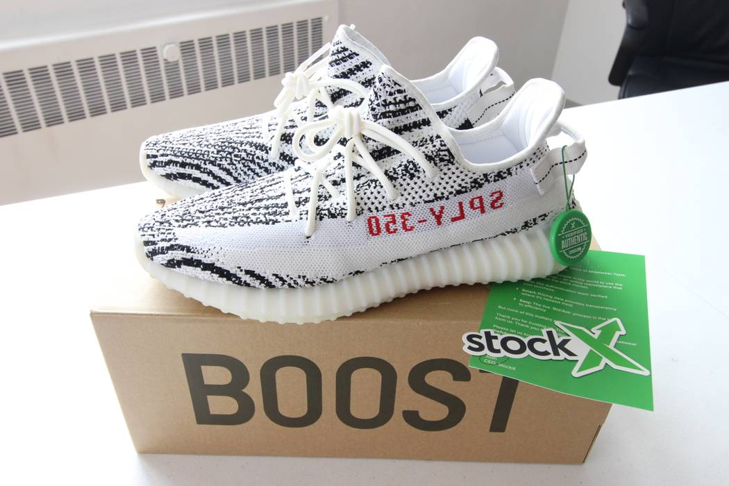 e00917b0a6e Yeezy Boost Yeezy Boost 350 V2 Zebra Size 12 Size 12 - Low-Top ...