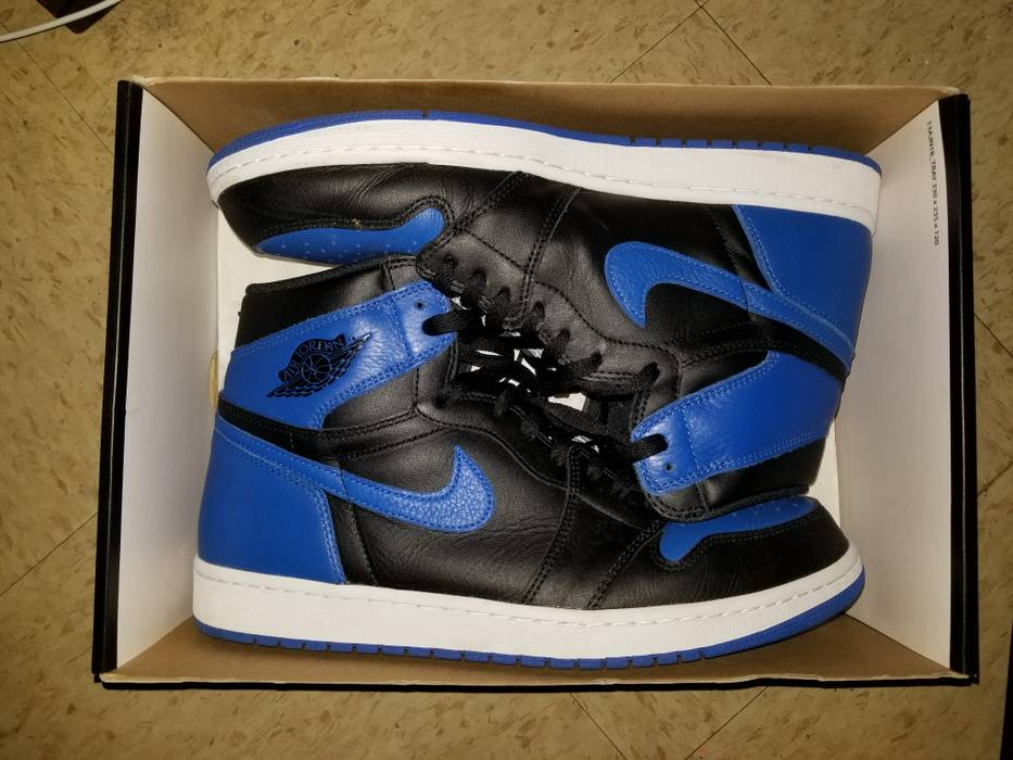 huge selection of bd688 fdb0c Nike AIR JORDAN 1 RETRO HIGH OG