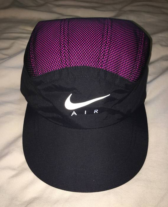 Supreme Supreme Nike Trail Running Hat Pink Humara Collection 3M Reflective  FW17 Size ONE SIZE 2275980edf88