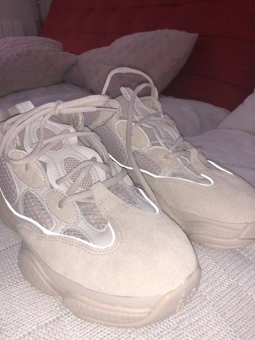 f298ea094e33e Adidas Kanye West YEEZY 500 Desert rat blush Size 9 - Low-Top ...