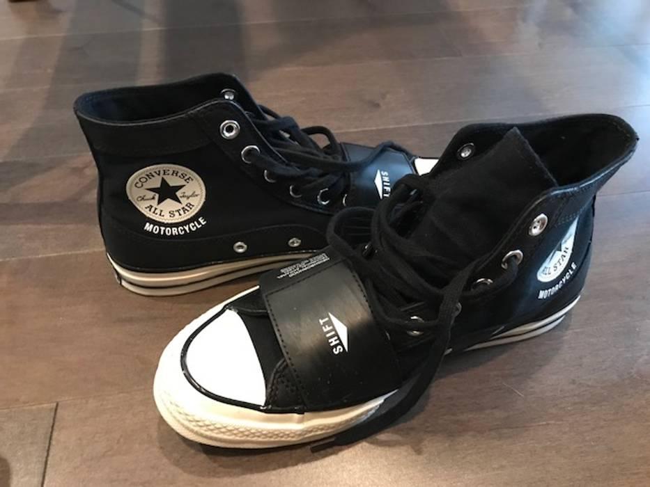404892abf390 Converse Converse x Neighborhood Chuck Taylor All-Star 70s Hi Black Size US  8