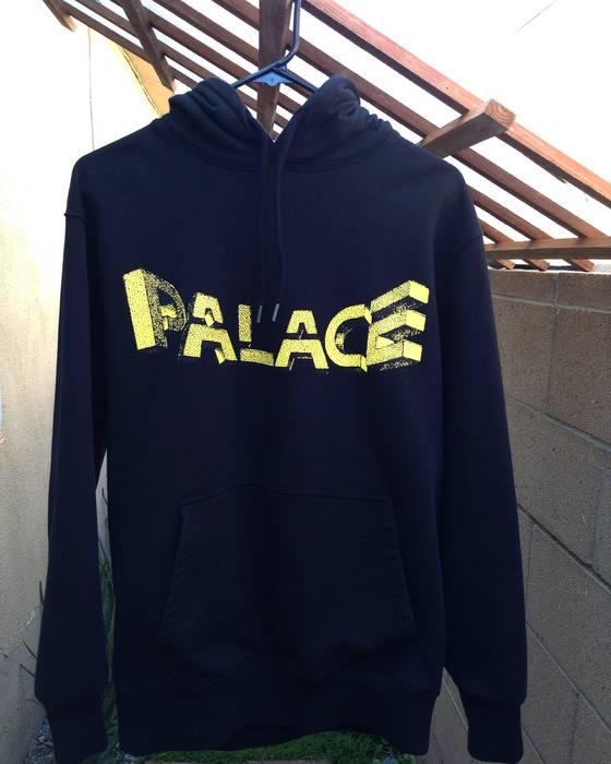 5d1f34d00490 Palace 2015 Warp Logo Hoodie Size m - Sweatshirts   Hoodies for Sale ...