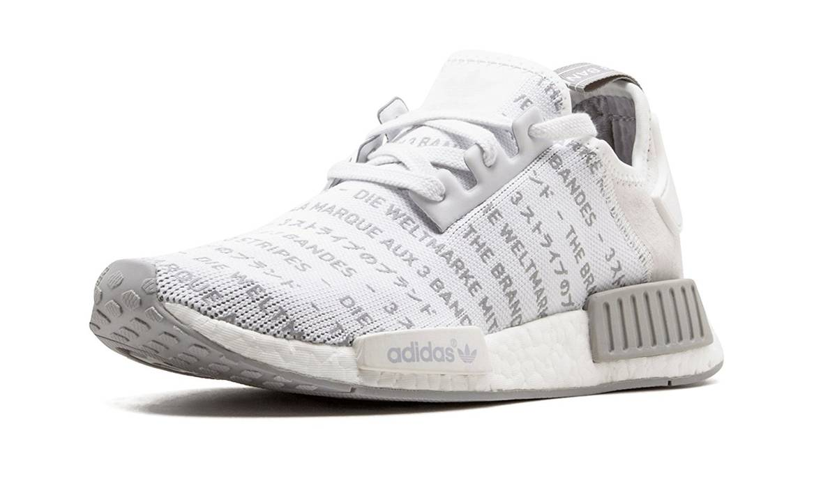 0b83b2da7 Adidas Adidas NMD R1 Boost Whiteout Size 8.5 - Low-Top Sneakers for ...