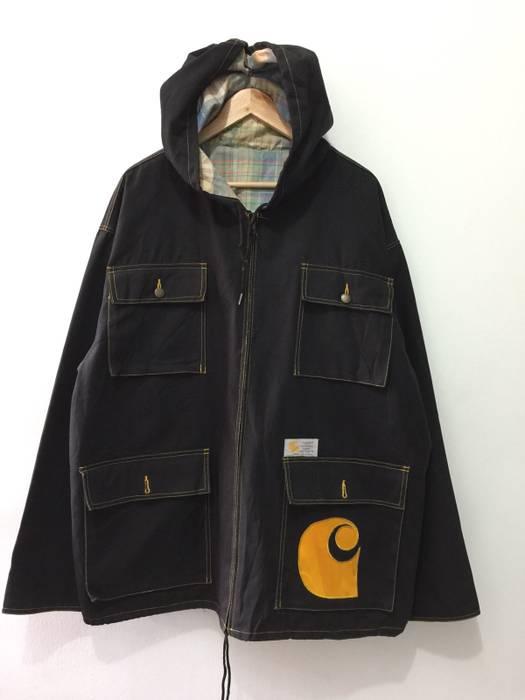 Rugged Outdoor Wear Carhartt Jacket Hoos