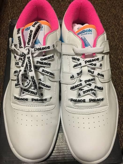 b46b2be7b469e2 Palace Palace x Reebok Club Workout White Size 10 - Low-Top Sneakers ...