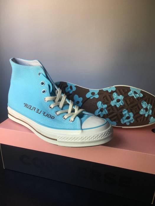 Converse Chuck 70s X Golf Le Fleur Camp Flog Gnaw 2018 Size 8 5