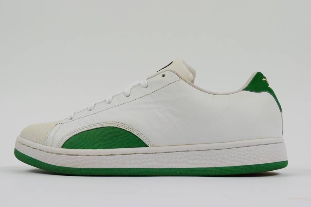 00517a30bea4 Reebok Rare Colorway BBC Ice Cream Boardflip 2 Green   White Pharrell Era  Size US 11