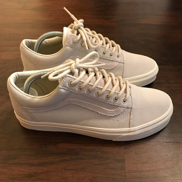 e11c008a04ff3d J.Crew Vans For J. Crew Old Skool Turtledove Size 8.5 - Low-Top ...