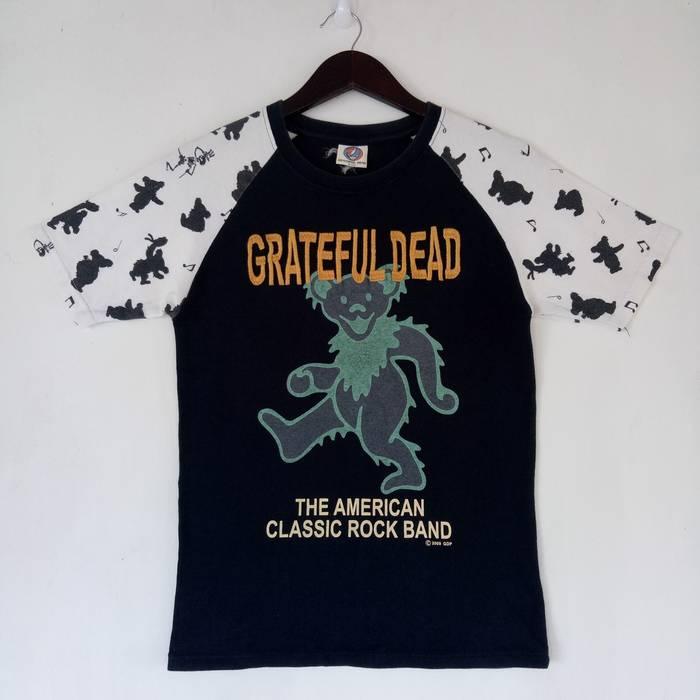 Grateful Dead Grateful Dead American Classic Rock Band Embroidered