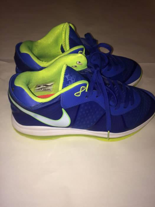 wholesale dealer 9749f d3a08 Nike LeBron 8 V2 Sprite Low Size US 12   EU 45 - 3