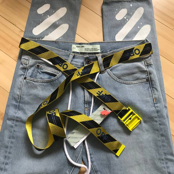 9694fa3edc43 Off-White Off-White Industrial Belt 200cm DS New Size one size ...