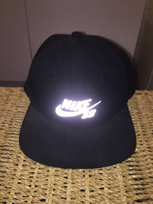 Nike Nike SB Reflective Cap Size one size - Hats for Sale - Grailed e05355cbec8