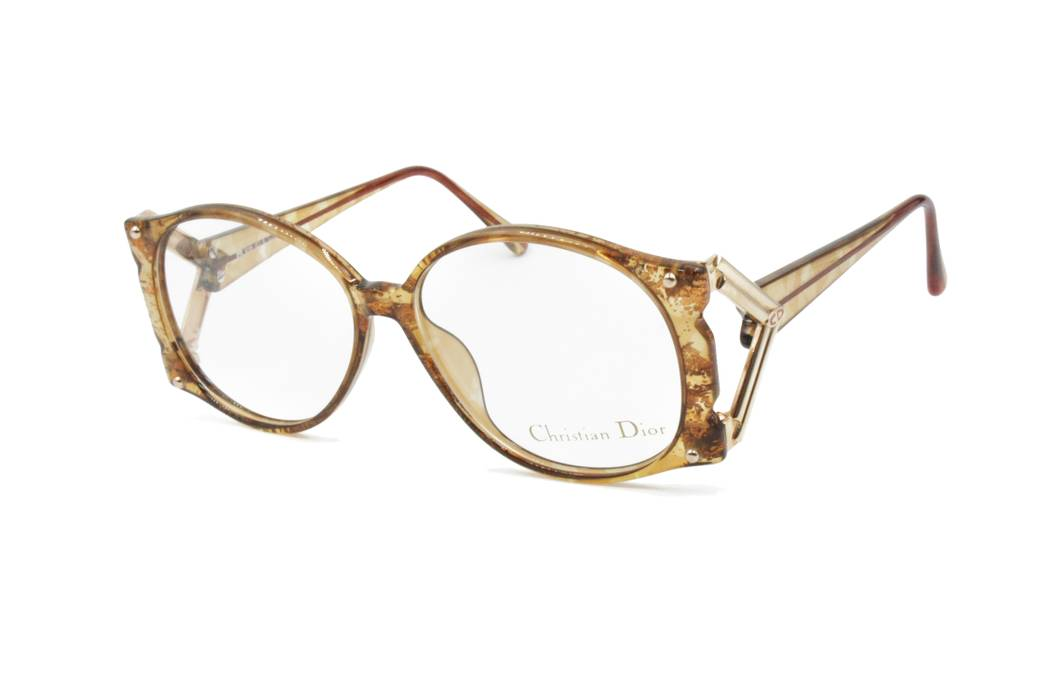 149ab0065f Dior. Christian dior mod. 2574 NOS 80s collectable antique Germany  spectacles inspired vintage steampunk frame eyewear ...