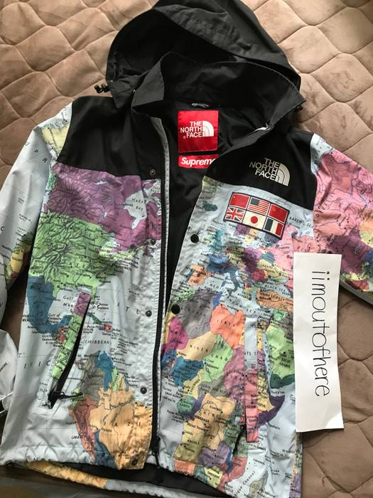8f1a95655 north face map jacket