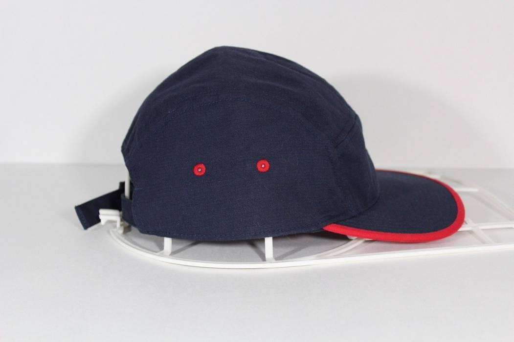 Nike NIKE Team USA Soccer Football Adjustable 5 Panel American Flag Hat Cap  Blue Size ONE 3dba1375513
